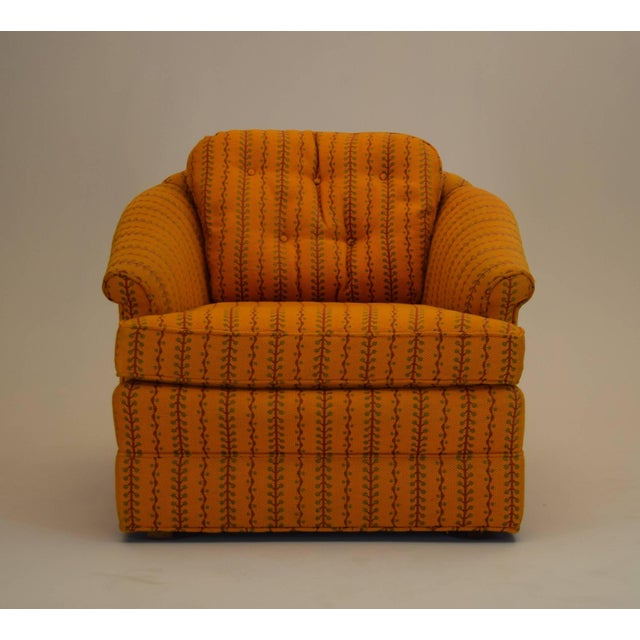 1960s Kay Lambeth for Erwin-Lambeth Club Lounge Bucket Chair For Sale - Image 10 of 10