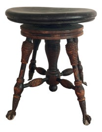Image of English Traditional Low Stools