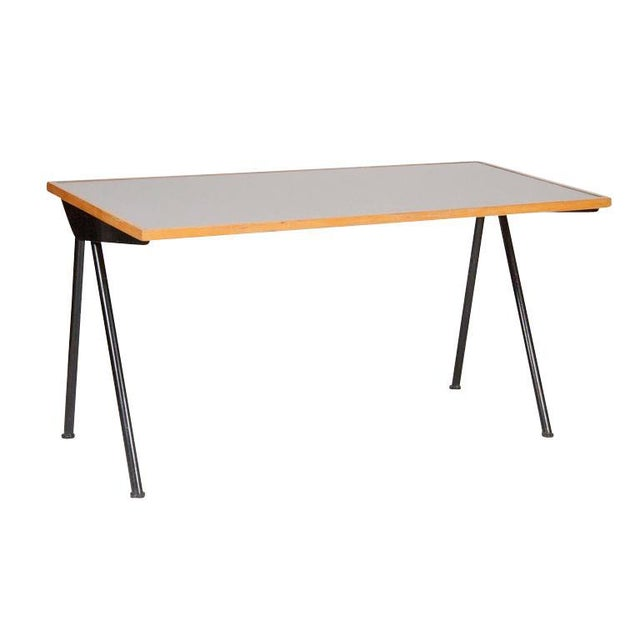 Compass Desk by Jean Prouve For Sale - Image 10 of 10
