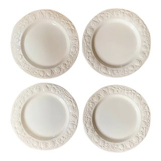 Vintage China Dinner Plates - Set of 6 For Sale