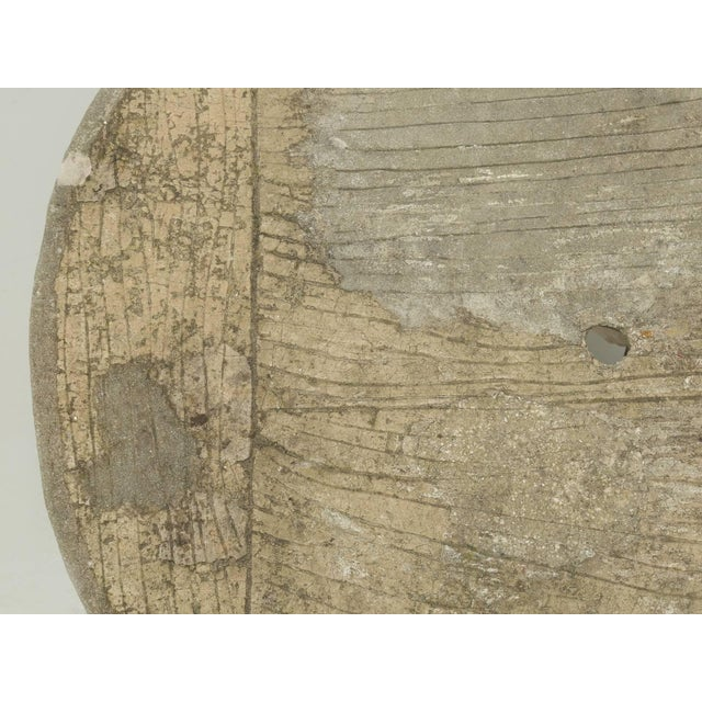 Country Faux Bois Table Attributed to Edouard Redont, Circa 1900 For Sale - Image 3 of 10