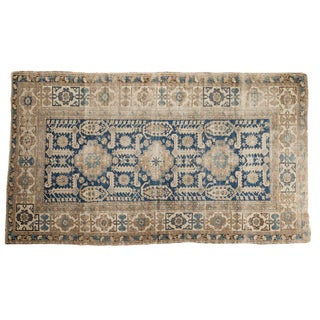 "Antique Shirvan Rug - 3'9"" X 6'7"" For Sale"