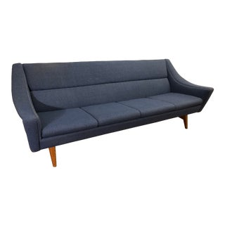 p.i. Langlo Vintage Mid Century Norwegian Sofa For Sale