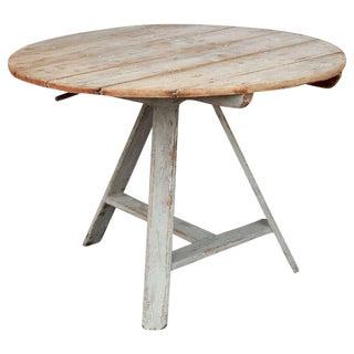 Dutch Tilt-Top Table