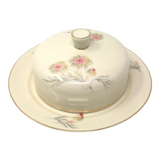 "Vintage Bavarian Rosenthal ""Annette"" Brie Cheese Dish For Sale"