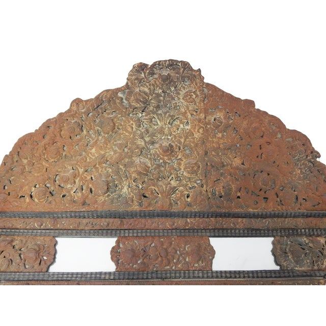 Mid 18th Century 18th Century Dutch Baroque Mirror For Sale - Image 5 of 10