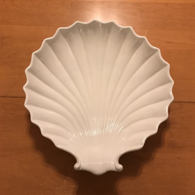 Large Italian Shell Bowl For Sale - Image 11 of 11