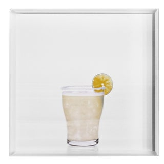 'Classic Margarita' Limited-Edition Cocktail Portrait Photograph For Sale