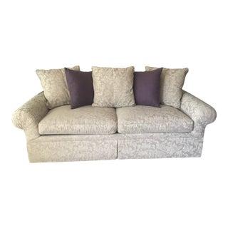 Kravet Beige Traditional Sofa For Sale