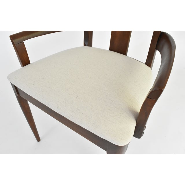 Mid-Century Broyhill Premiere Dining Chairs - Set of 6 - Image 9 of 10