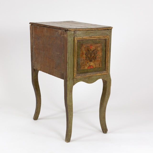 A Painted Italian Commode, Circa 1720. For Sale - Image 11 of 13