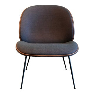 Gubi Beetle Lounge Chair For Sale