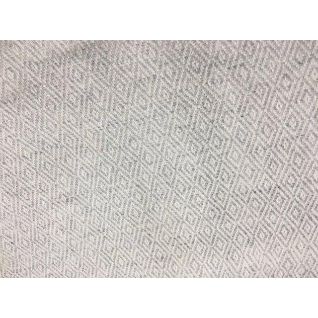 Diamond Design Cashmere Blend Blanket - Image 6 of 9