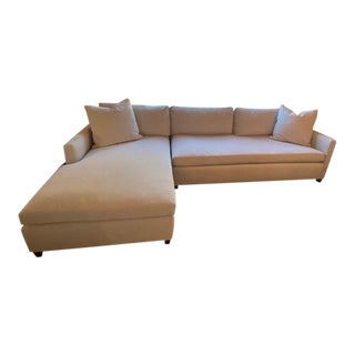 Louis Sectional Sofa With Chaise For Sale