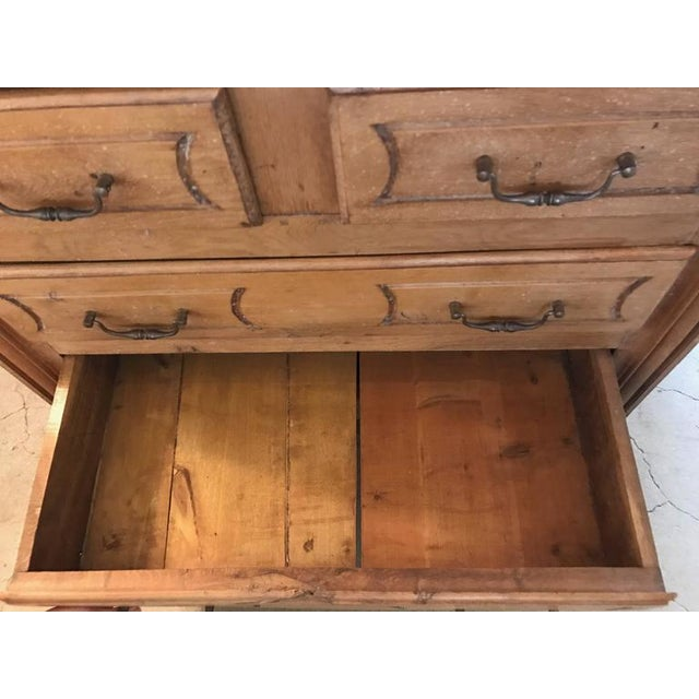 19th Century French Four-Drawer Commode For Sale In Boston - Image 6 of 8