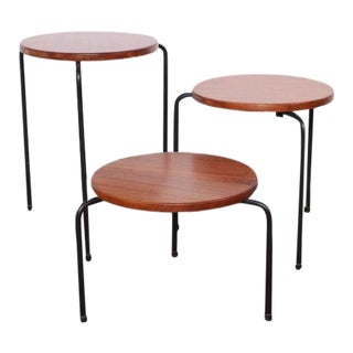 Nesting Tables by Luther Conover For Sale