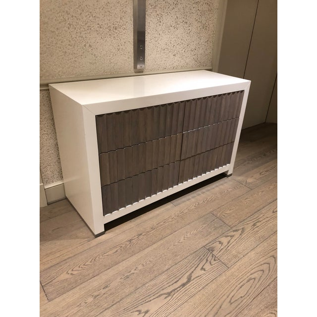 Ny Scalamandre Chest of Drawers For Sale In New York - Image 6 of 6