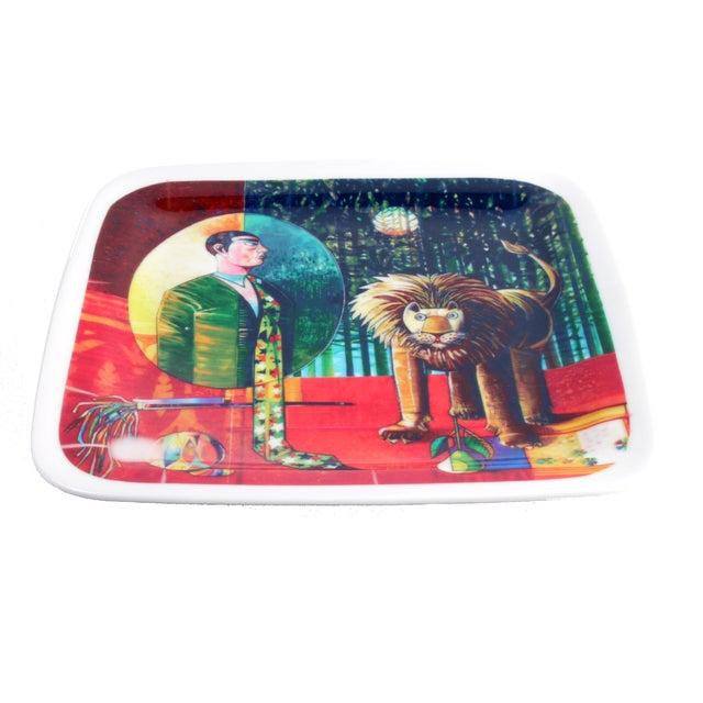 "Luigi Rincicotti Zodiac Plate ""Leo"" - Image 3 of 3"