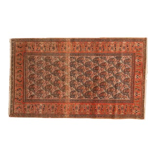 "Vintage Doroksh Rug - 3'1"" x 5'1"" For Sale"