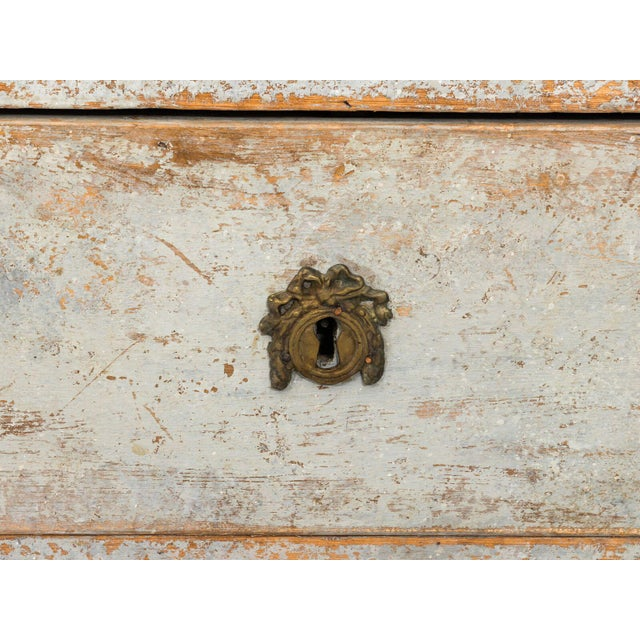 Late 18th Century Gustavian Chest of Drawers For Sale - Image 5 of 13