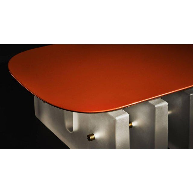Not Yet Made - Made To Order Segment 5 Coffee Table by APPARATUS For Sale - Image 5 of 6
