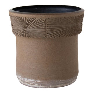 David Cressey Earthgender Flared Planter