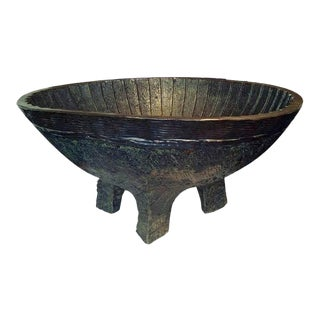 Rare Monumental Paul Chaleff Cauldron For Sale