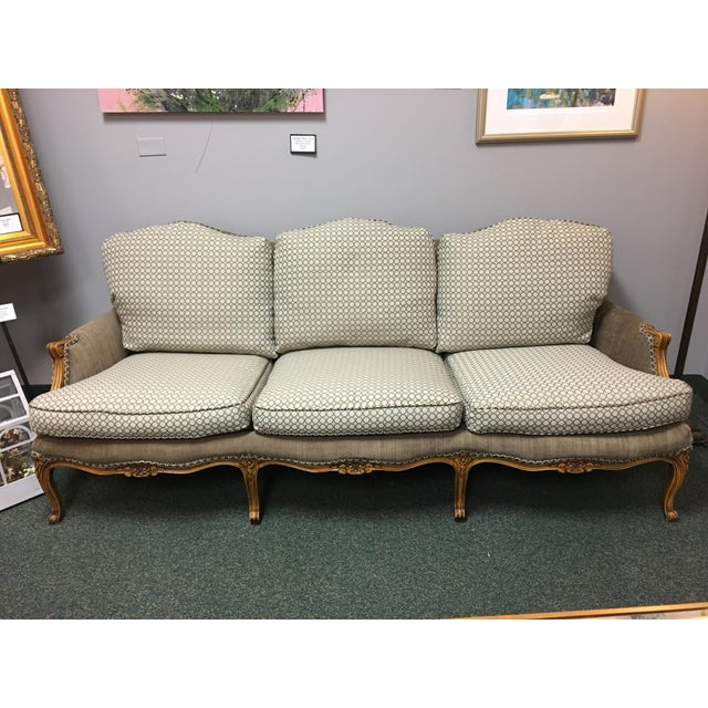 Baker Furniture French Country Sofa - Image 2 of 10
