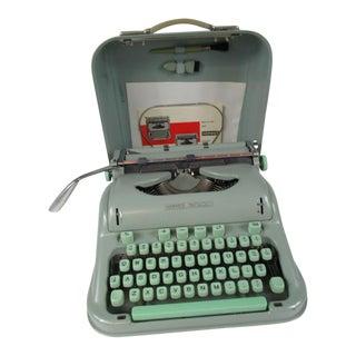 1960s Vintage Hermes 3000 Typewriter For Sale