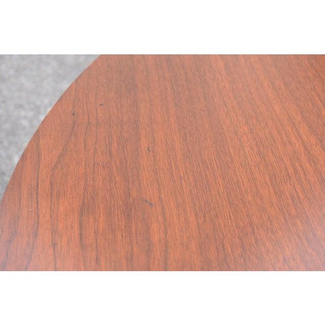 Paul McCobb Calvin Walnut Coffee Table - Image 9 of 9