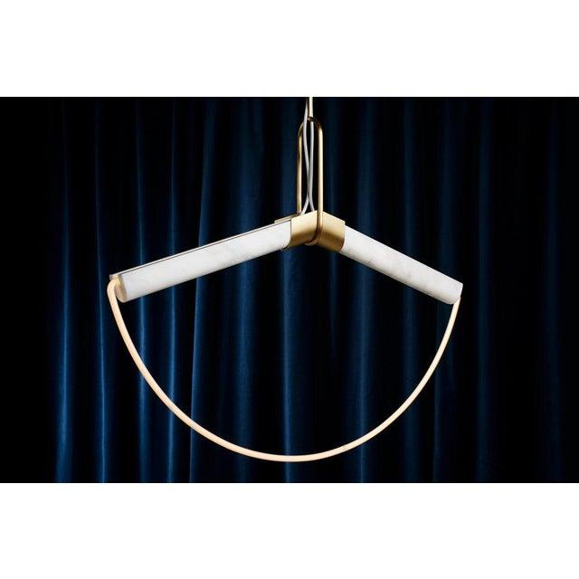 Modern Farrah Sit Ida Pendant Light For Sale - Image 3 of 7