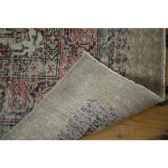 "Distressed Oushak Carpet - 8'6"" X 11'6"" - Image 10 of 10"
