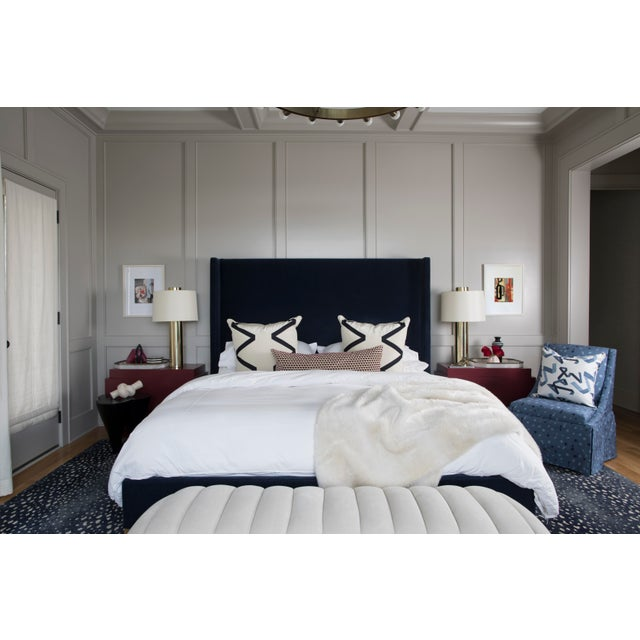 Stark Carpet Stark Studio Rug Deerfield - Blue 9 X 12 For Sale - Image 4 of 6