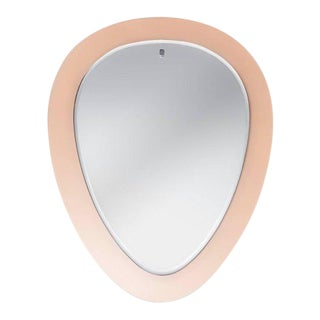 Italian Wall Mirror in the Art Deco Style For Sale