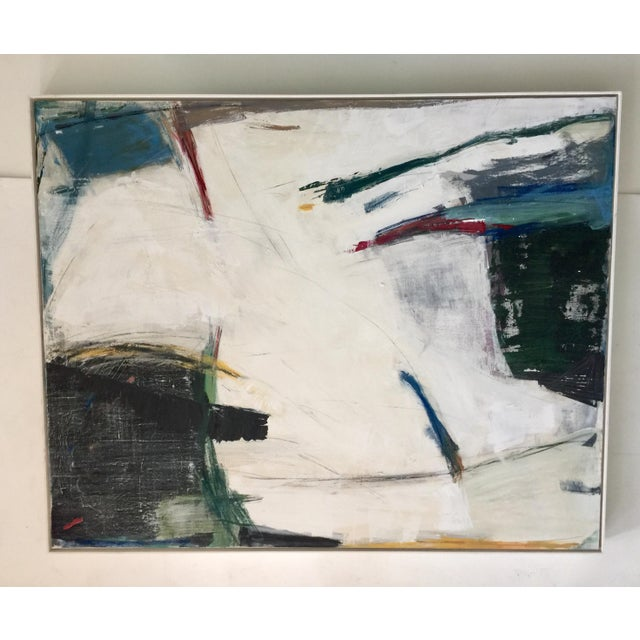 Abstract Expressionism Painting by Kimberly Moore For Sale - Image 9 of 9