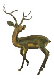 Image of Deer Figurines