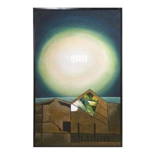 """Sun & Shadow"" Oil Painting by David Segel"