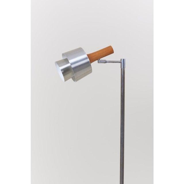 Fog & Mørup Standard/ Reading Lamp by Jo Hammerborg for Fog & Mørup For Sale - Image 4 of 11
