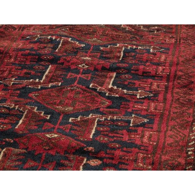 "Primitive Baluch ""Balisht"" Tribal Bag For Sale - Image 3 of 6"