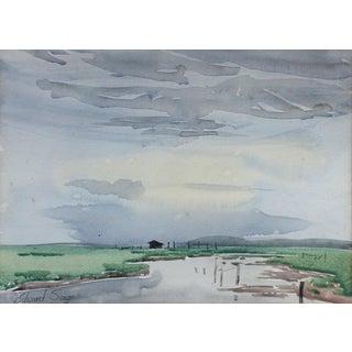 An Edward Seago Watercolour For Sale