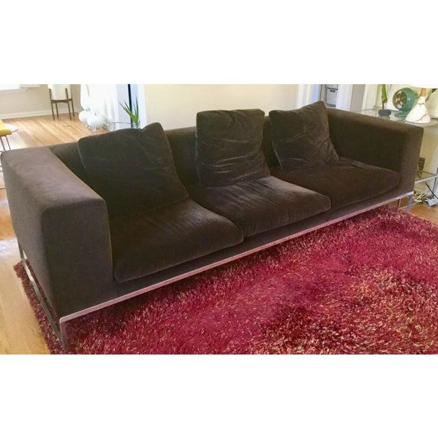 Antonio Citterio B&b Italia Tight '03 Sofa For Sale - Image 10 of 10