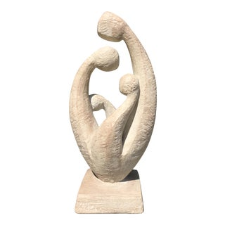 Figurative Yael Shalev Sculpture For Sale