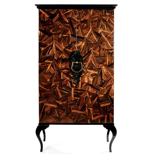 Modern Guggenheim Patch Cabinet From Covet Parism For Sale - Image 3 of 3
