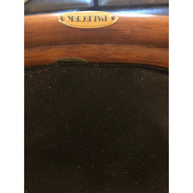 1980s Vintage Palecek Twisted Side Chair- Set of 4 For Sale - Image 12 of 13