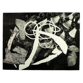 Kismine Varner, Black & White Abstract For Sale