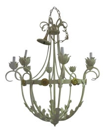 Image of Brass Chandeliers