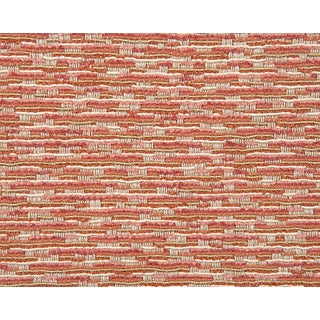 Hinson for the House of Scalamandre Rocket Fabric in Peach For Sale