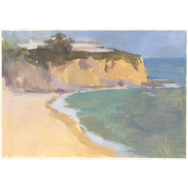 Michelle Farro California Giclée Landscape Painting For Sale - Image 4 of 4