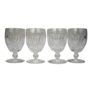 "Waterford ""Colleen"" Goblets - Set of 4"