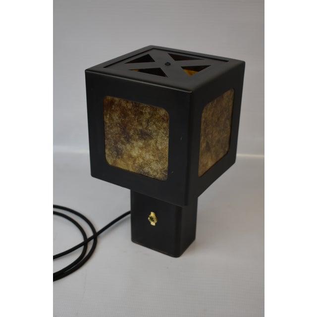2010s Oblik Studio Inc Cube Lamp For Sale - Image 5 of 5